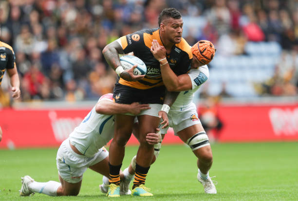Wasps v Exeter Chiefs - Gallagher Premiership - Ricoh Arena